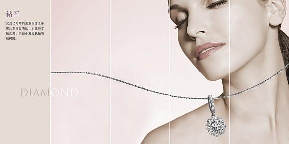 欧美珠宝模特高清