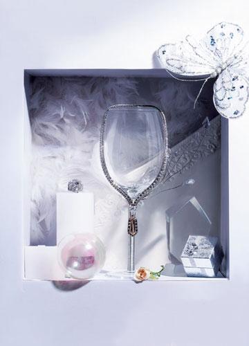 新婚珠宝橱窗