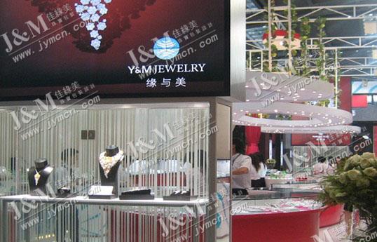 珠宝展会道具设计成功案例示范图片