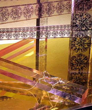 蒂芙尼珠宝橱窗设计