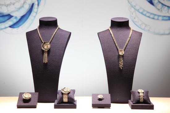 戴比尔斯高级珠宝展耀动京城