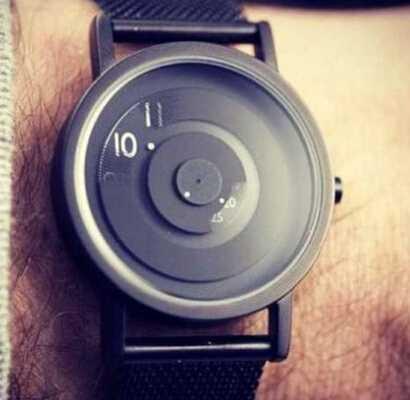 [腕表]时尚外观设计智能腕表