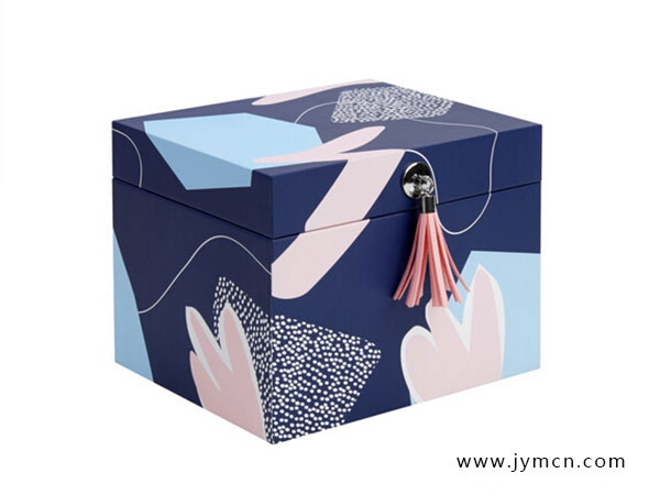 灵感分享:创意珠宝首饰盒设计图片