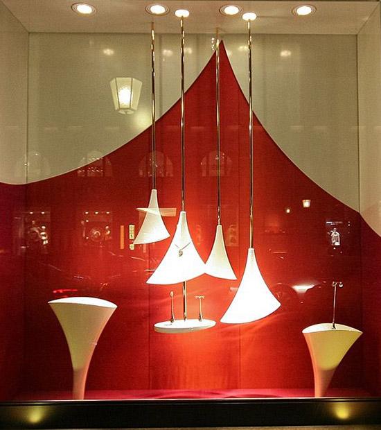 bvlgari宝格丽橱窗设计