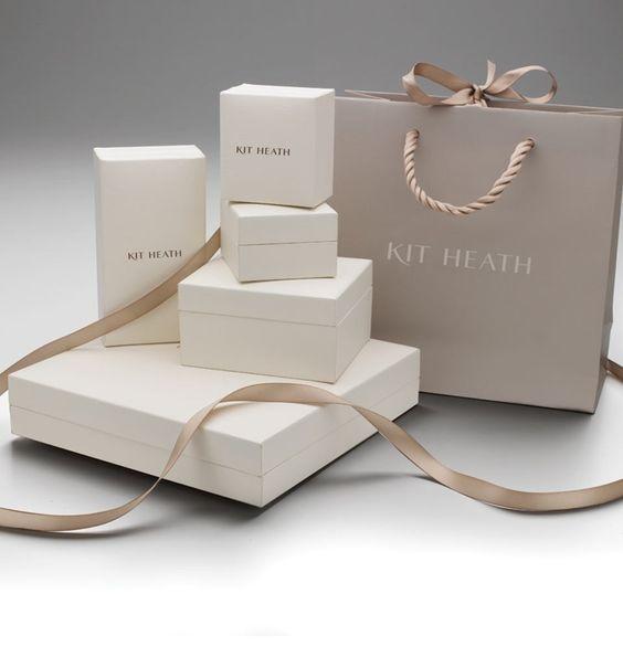 佳缘美||好看的首饰包装设计,选择属于你的品牌色!